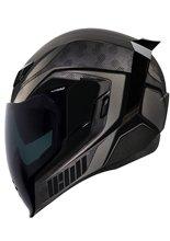 Full face helmet Icon Airflite Raceflite black