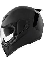 Full face helmet Icon Airflite Rubatone Dark