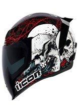 Full face helmet Icon Airflite Skull 18