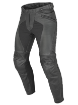 Leather Trousers Dainese P. PONY C2 PELLE
