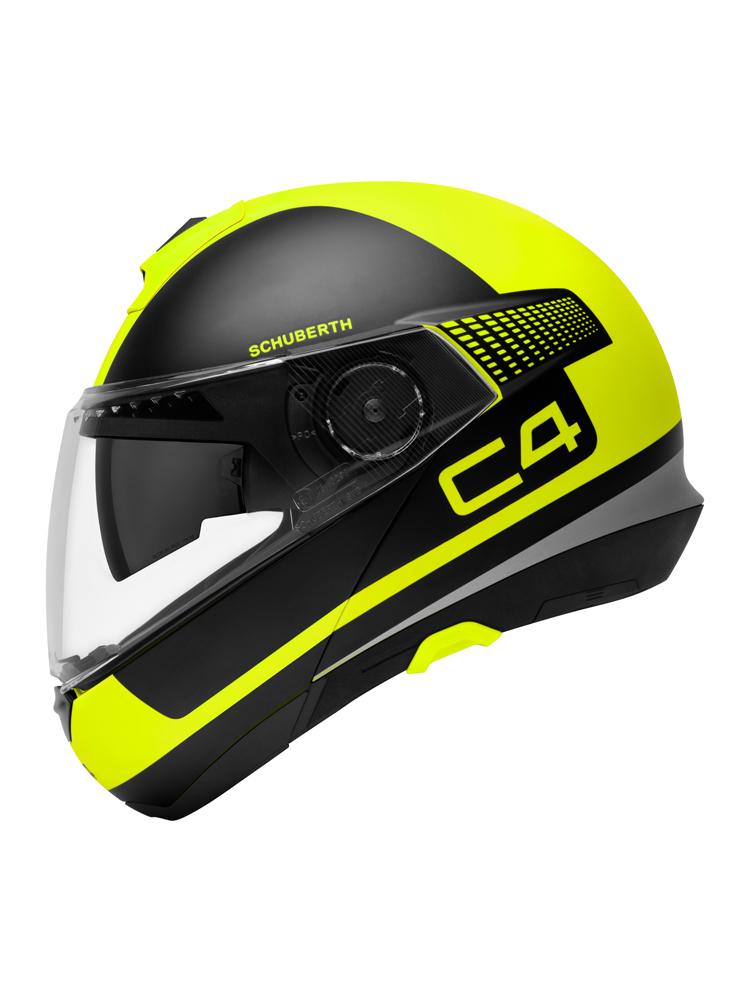 778f0936 Flip-up helmet Schuberth C4 Legacy Yellow SALE Moto-Tour.com.pl ...