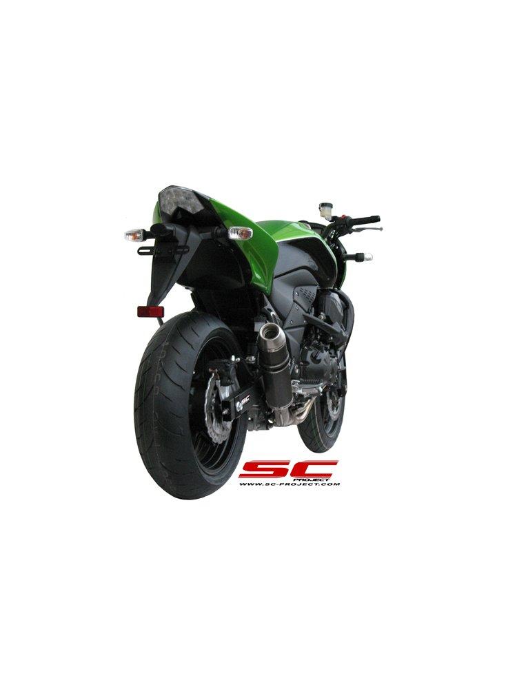 GP EVO Silencer SC Project For Kawasaki Z750 07 12
