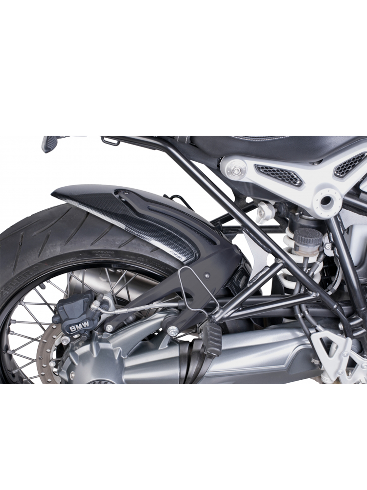 Rear fenders for BMW R Nine T/Scrambler/Racer/Pure/Urban G/S (carbon