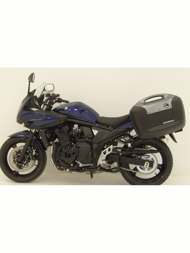 sidecarrier hepco becker suzuki gsf 650 bandit 09 gsf 650 s bandit abs 09 with lock it. Black Bedroom Furniture Sets. Home Design Ideas