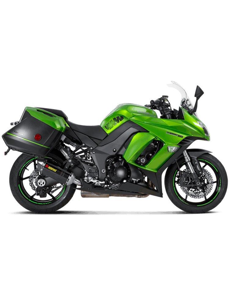 Kawasaki Ninja Slip On Exhaust