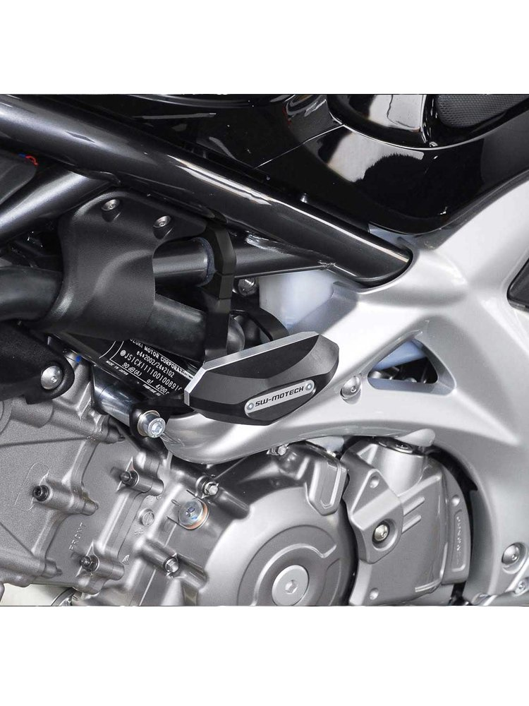 Slider set for frame SW-MOTECH Suzuki SFV 650 Gladius [09