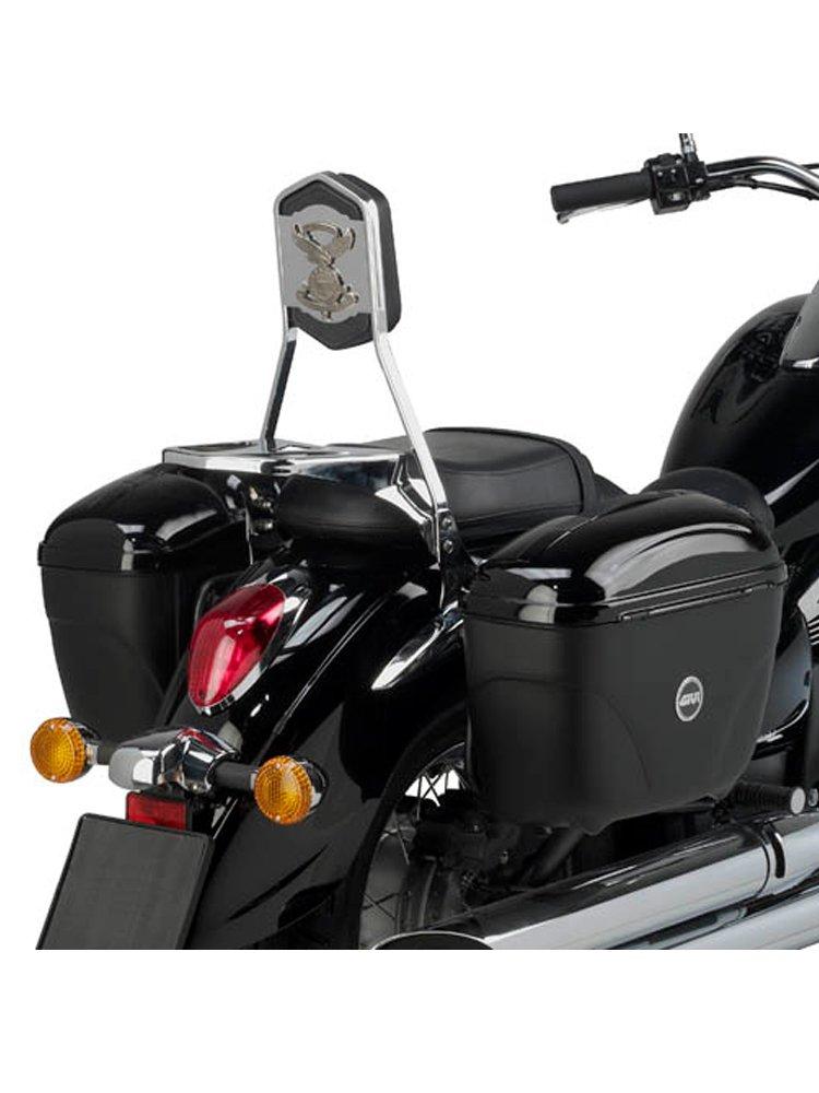 Specific Pannier Holder For Monokey Side Cases Kawasaki Vn 900