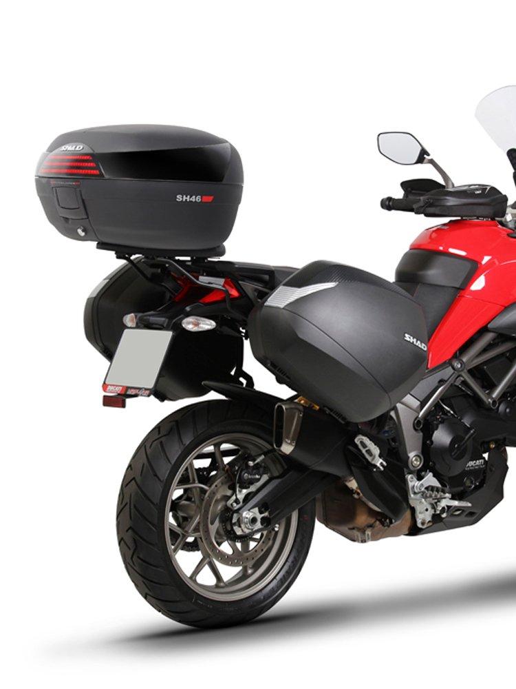 Givi Top Case carrier Monolock for Honda Vision 110 11-17 black