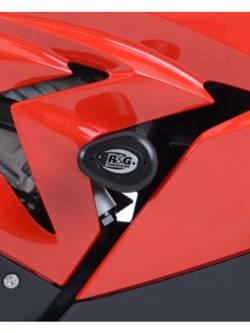 CRASH PADY AERO R&G FOR BMW S10000RR [15-] BLACK