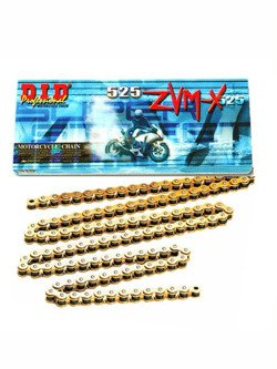 Chain D.I.D 525 ZVM-X SUPER STREET X-Ring [128 chain link]