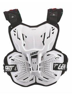 Chest Protector Leatt 2.5 White