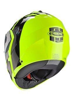 Flip up helmet CABERG DUKE II YELLOW FLUO/BLACK