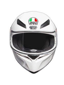 Full-face helmet AGV K1 white