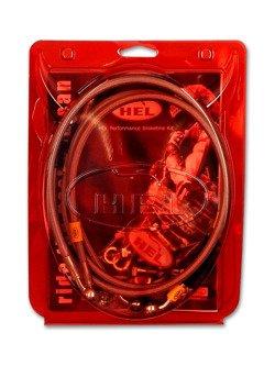 HEL steel wire braid - ST system [REAR] to BMW F 800 ST [08]