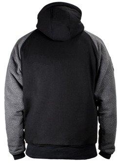 Hoodie John Doe black-grey