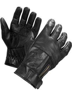 Leather Glove John Doe Shaft - XTM black