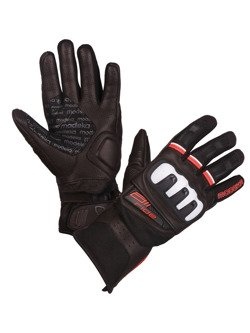 Leather-textile gloves Modeka Air Ride