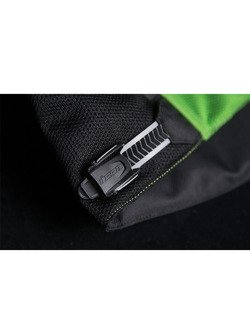 Motorcycle Jacket Icon Contra 2 green