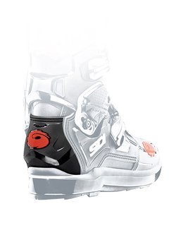Off-Road Boots Sidi Crossfire 3 White / Orange / Black