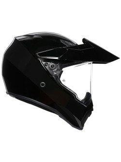 Off-road helmet AX9 AGV black