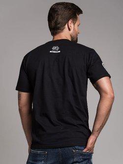 T-shirt Moto Party LAW
