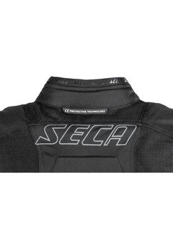 Textile jacket Seca Stream III black