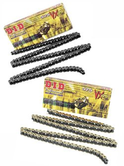 Chain D.I.D. 525 VX PRO-STREET X-Ring [128 chain link]