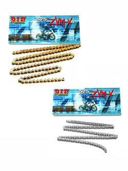 Chain D.I.D 525 ZVM-X SUPER STREET X-Ring [112 chain link]