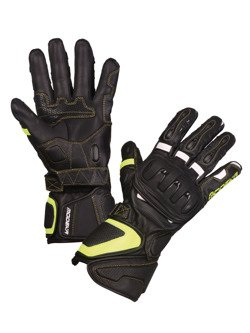 Leather gloves Modeka Daren