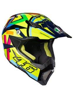 Off road helmet AGV AX-8 EVO Soleluna