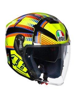 Open-face helmet AGV K-5 JET SOLELUNA
