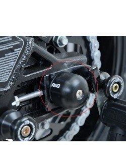 Swingarm Protectors R&G for BMW S1000RR/XR, HP4, SUZUKI GSXR 600 K6- / 750 K6- / 1000 K5- and Yamaha MT-10 '16-