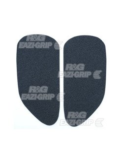 TANKPAD Non-slip 2 PARTS R&G CBR600RR (03-06) BLACK