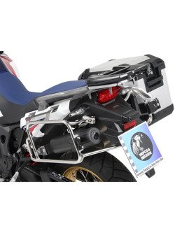 Toolbox for Cutout sidecarrier Hepco&Becker Honda CRF 1000 L Africa Twin [18-]