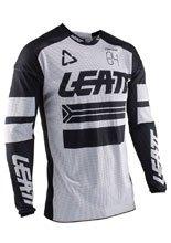 Koszula off-road Leatt GPX 4.5 X-Flow biało-czarna