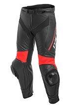 Męskie skórzane spodnie motocyklowe Dainese DELTA 3