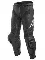 Męskie skórzane spodnie motocyklowe Dainese DELTA 3 [rozmiary niestandardowe]