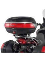 Mocowanie z płytą montażową pod kufer centralny Monokey  do Hondy XL 1000V Varadero / ABS (07 > 12)