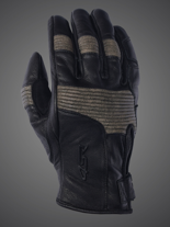 Rękawice skórzane 4SR Retro Black