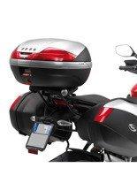Stelaż z płytą montażową pod kufry centralne MONOKEY do Ducati Multistrada 1200 (10-14)