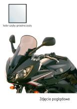 """Szyba MRA Touring """"T"""" Yamaha FZ6 FAZER (S2) [07-11]"""