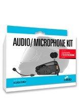 Zestaw Scala Rider Audio Kit + głośniki do Freecom