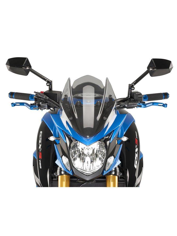 Lusterka puig hi tech gt do kierownic motocykli aprilia for Yamaha honda kawasaki