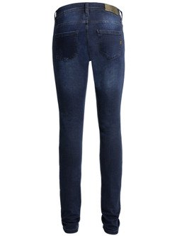 Damskie jeansy motocyklowe JOHN DOE High Waist Betty