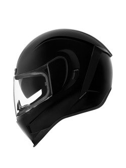 Kask integralny Icon Airform Gloss Black