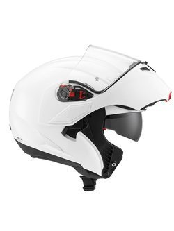 Kask szczękowy AGV Compact ST biały