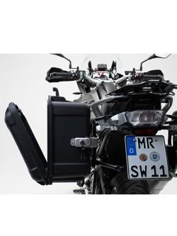 Kompletny zestaw kufrów bocznych Nanuk i stelaży do Triumph Tiger 800/XC / XCx / XCa [10-]
