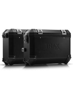 Kompletny zestaw kufrów bocznych TRAX ION SW-MOTECH 45/45 L/R do motocykla DUCATI Multistrada 1260 / S / S D|Air / Pikes Peak (18-19)