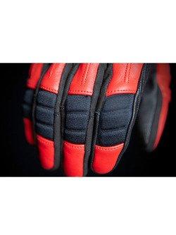 Męskie rękawice motocyklowe ICON Automag2