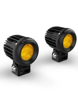 Soczewki bursztynowe do lampy D2 LED Denali